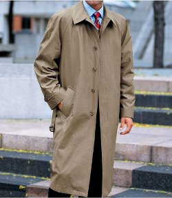 Jos. A. Bank - Full Length Tri-Blend Raincoat