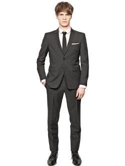 Burberry London - Grain De Poudre Wool Suit
