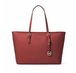 Michael Michael Kors - Jet Set Travel Medium Saffiano Tote Bag