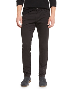 Vince - Essential Five-Pocket Stretch-Twill Pants