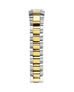 Philip Stein - Stainless Steel/Yellow Goldplated Watch Bracelet