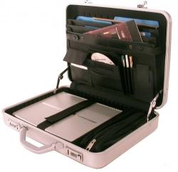 Bond Street  - Aluminum Laptop Attache Case
