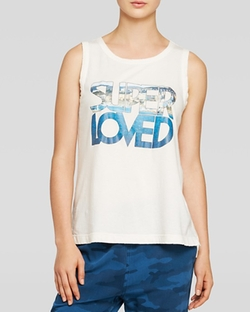 Current/Elliott  - Super Loved Muscle T-Shirt