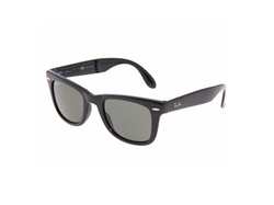 Ray-Ban - Folding Wayfarer Polarized Sunglasses