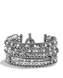 David Yurman - Starburst Chain Bracelet