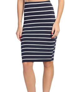 The Mogan - Knee Length Pencil Skirt