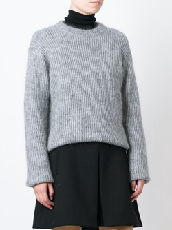 T By Alexander Wang - Ribbed Knit Sweater