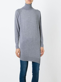 Laneus - Long Turtle Neck Sweater
