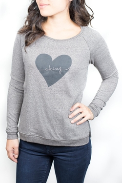 Akinz - Lucky Hearts Pullover