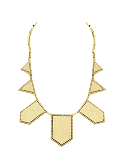 House of Harlow - Five Station Necklace