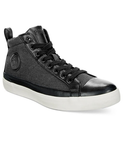 Polo Ralph Lauren - Clarke Hi-Top Sneakers