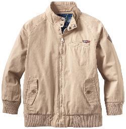 Woolrich  - Boys Twill Coat