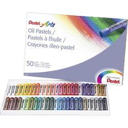 Pentel  - Arts Oil Pastels