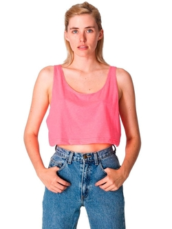 American Apparel - Loose Crop Tank Top