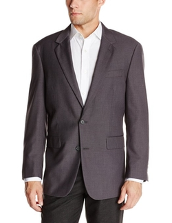 Louis Raphael  - 2 Button Center Vent Classic Fit Suit Separate Jacket