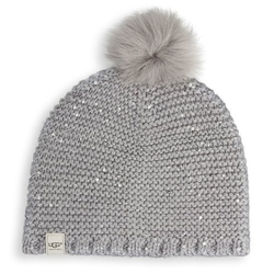 UGG Australia - Lyla Sequin Beanie Hat