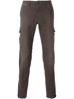 Eleventy   - Chino Cargo Trousers
