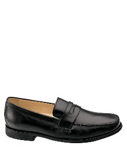 Johnston & Murphy Ainsworth  - Leather Penny Loafers