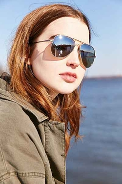 Urban Outiffiters - Classic Aviator Sunglasses