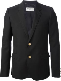Saint Laurent  - Fitted Suit Jacket