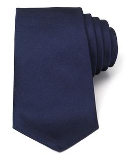 Turnbull & Asser - Solid Satin Classic Tie