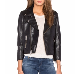 Bardot - Waterfall PU Jacket