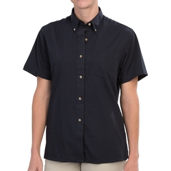 Van Huesen - Short Sleeve Work Shirt