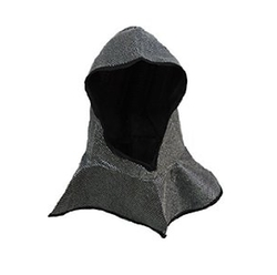 Jacobson Hat Company - Medieval Crusader Knight Helmet Chainmail Costume