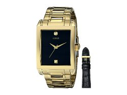 Guess - U0206G1 Gold-Tone Watch