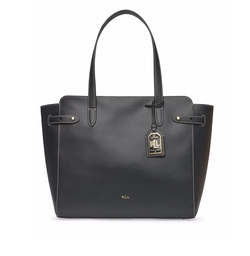 Ralph Lauren - Harper Leather Tote Bag