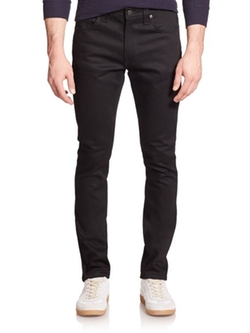 Nudie Jeans  - Lean Dean Carrot Slim-Fit Jeans