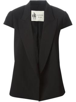 Lanvin - Short Sleeve Blazer
