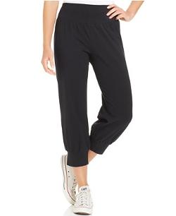 Style&Co. - Sport Knit Jogger Capri Pants