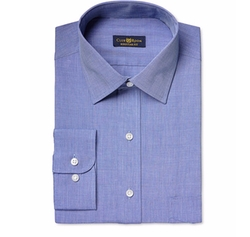 Club Room - Classic-Fit Wrinkle Resistant Dress Shirt