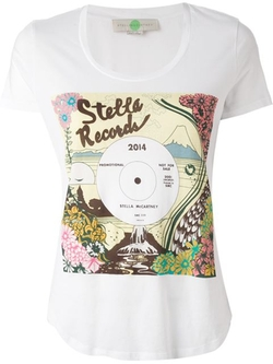 Stella McCartney - Stella Grettings Print T-Shirt