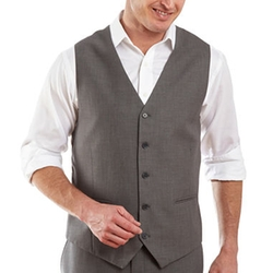 JF J. Ferrar - Classic Sharkskin Vest