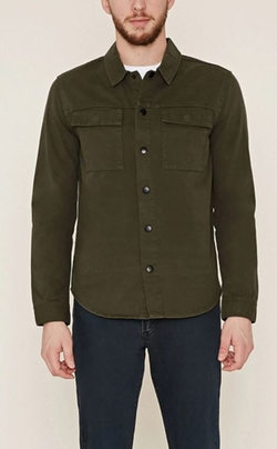 21 Men - Cotton Utility Jacket