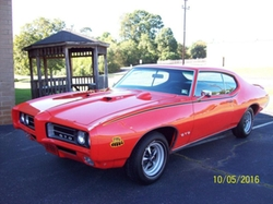 Pontiac  - 1969 GTO Judge Coupe