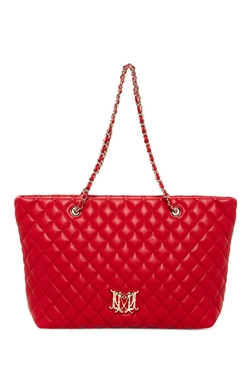 Love Moschino - Trapuntata Quilted Tote Bag