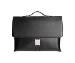 Calvin Klein  - Saffiano Leather Briefcase