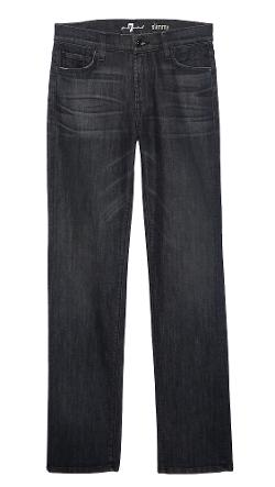 7 For All Mankind  - Slimmy Slim Straight Jeans