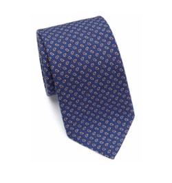Eton of Sweden  - Paisley Wool Tie