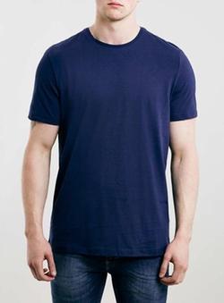 Topman - Slim Fit Crew Neck T-Shirt