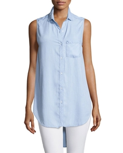 Rails - Jaime Sleeveless Button-Front Top