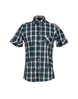 Williams Wilson - Plaid Button down Shirt
