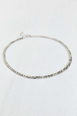 Urban Outfitters - Basic Silver Chain Necklace