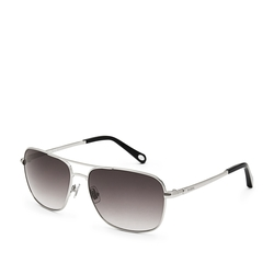 Fossil - Reed Aviator Sunglasses