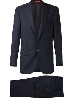 Isaia - Aquaspider Suit