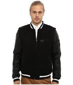 Members Only  - Wool Blend Rocker Varsity Jacket