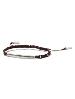 Banana Republic - Slider Cord Bracelet
